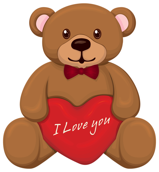 Cute Valentine S Day Teddy Png Clipart Image Teddy Bear Images Teddy Bears Valentines Cute Teddy Bears