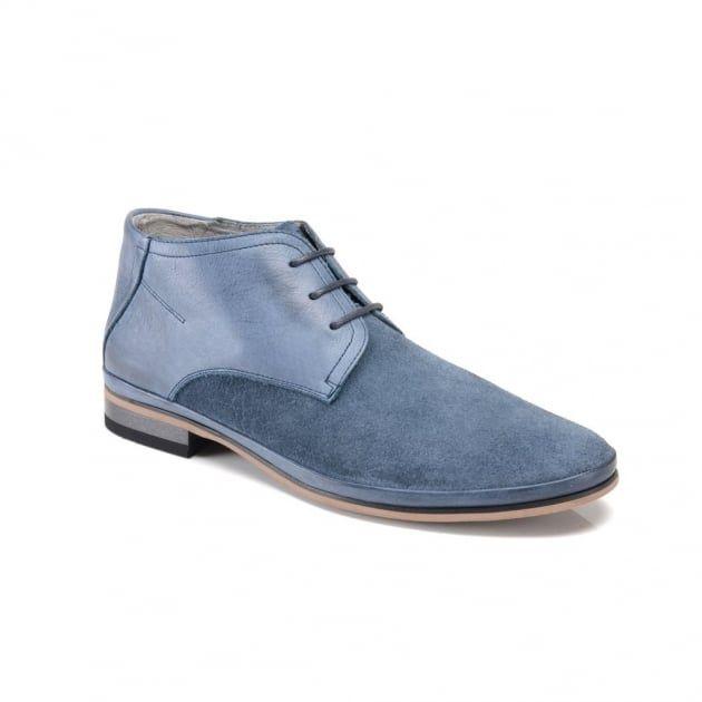 Yarrow ZM3750 Blue Shoes