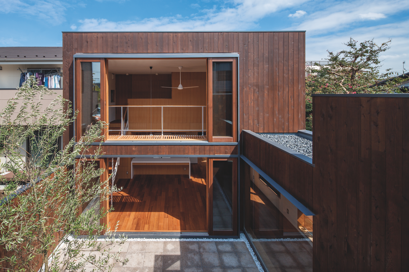New Book Explores Eco-Friendly Design in Japanese Architecture Photos   Architectural Digest
