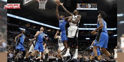 Spursü Magic durdurdu! : Amerikan Basketbol Liginde (NBA) San Antonio Spursü 95-83 yenen Orlando Magic rakibinin 9 maçlık galibiyet serisine son verdi.  http://www.haberdex.com/spor/Spurs-u-Magic-durdurdu-/103993?kaynak=feed #Spor   #Spurs #Magic #rakibi #Orlando #maçlık