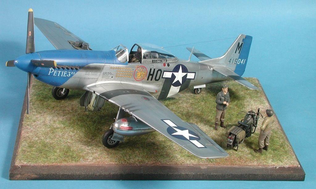 Dragon 1:32 P-51D Mustang Build Review
