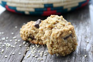 Quinoa Cookies with Coconut & Chocolate Chunks Recipe on Food52 recipe on Food52