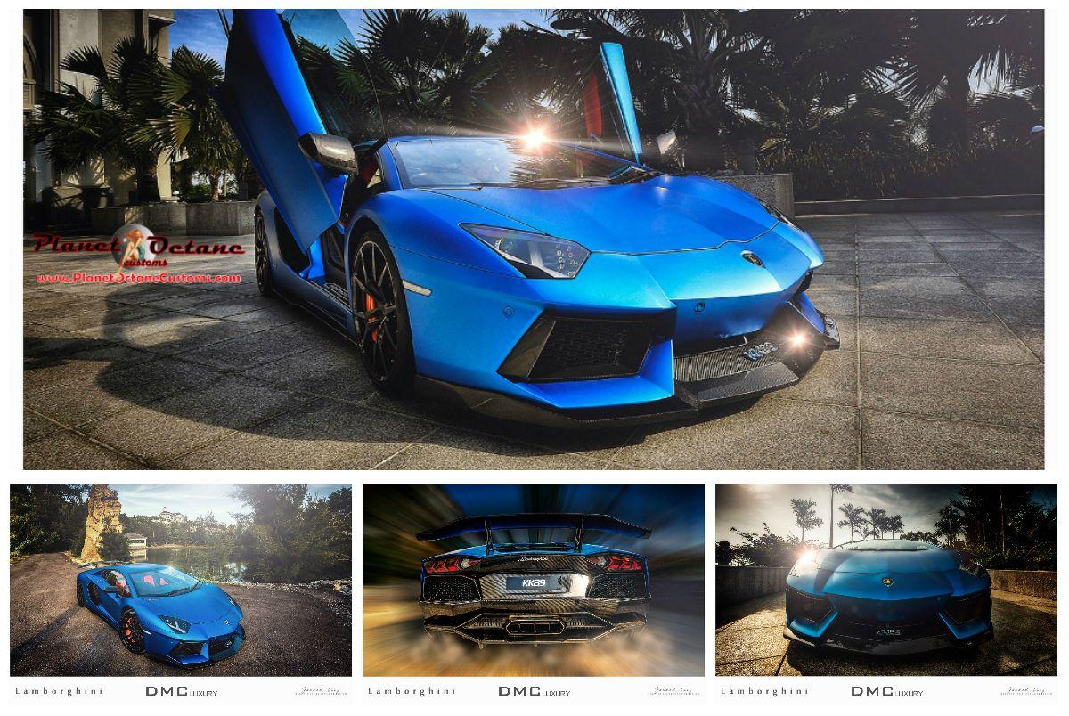 """""""The Ecstasy"""" – Lamborghini Aventador by DMC"""