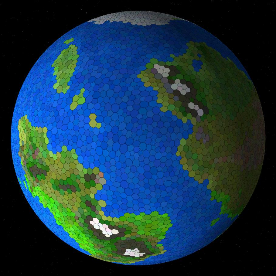 Experilous procedural planet generation random weirdness experilous procedural planet generation gumiabroncs Gallery