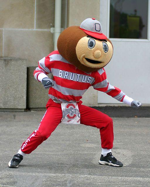 I Love Brutus Ohio State Football Ohio State Buckeyes Football Ohio State Brutus