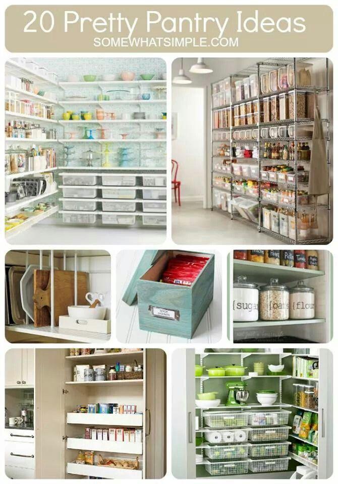 Pin von Judie Wagner auf Kitchens | Pinterest | Aufräumen, Küche und ...