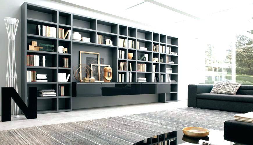 Image Result For Bookshelf Assembly Living Room Wall Units Living Room Modern Bookshelves In Living Room