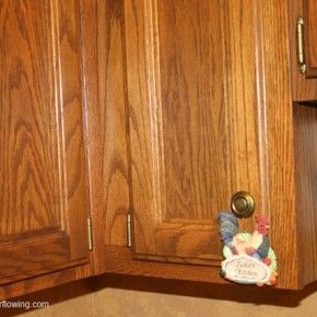 Clean Kitchen Days: Clean All Woodwork (+ Natural Wood Cleaner ...