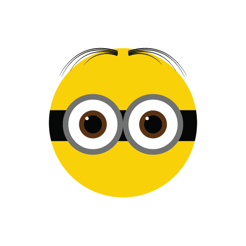 Ya Webdesign Provides You With 15 Free Minion Eyes Png Clip Arts All Of These Minion Eyes Png Resourc Funny Cartoon Images Funny Minion Pictures Funny Cartoon