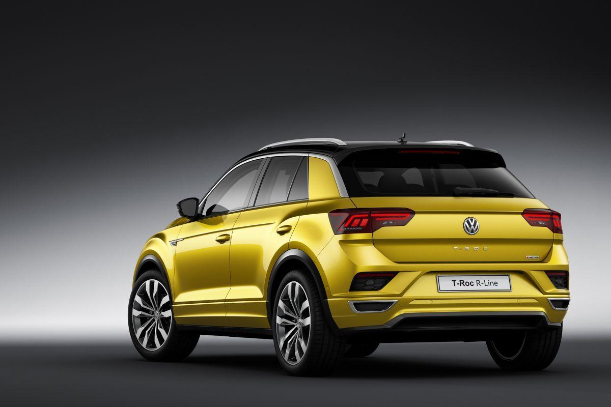 2019 Volkswagen T Roc R Volkswagen Car Volkswagen Volkswagen Passat