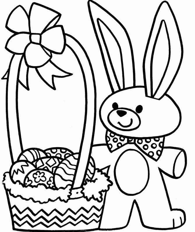 Easter-Egg-Basket-Coloring-Pages (7).jpg (670×796) | Coloring ...