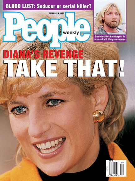Princess Diana on the Cover of People Magazine : People.com