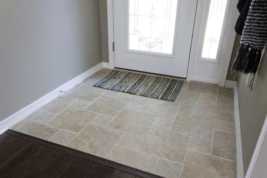 Travertine Floors Gray Walls Google Search