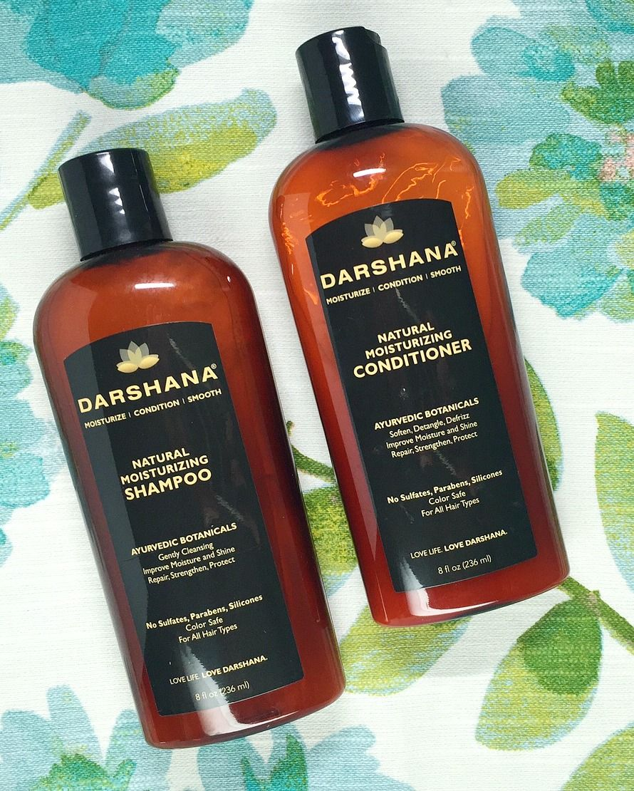 Testing out Darshana Beauty's newest products, the Natural