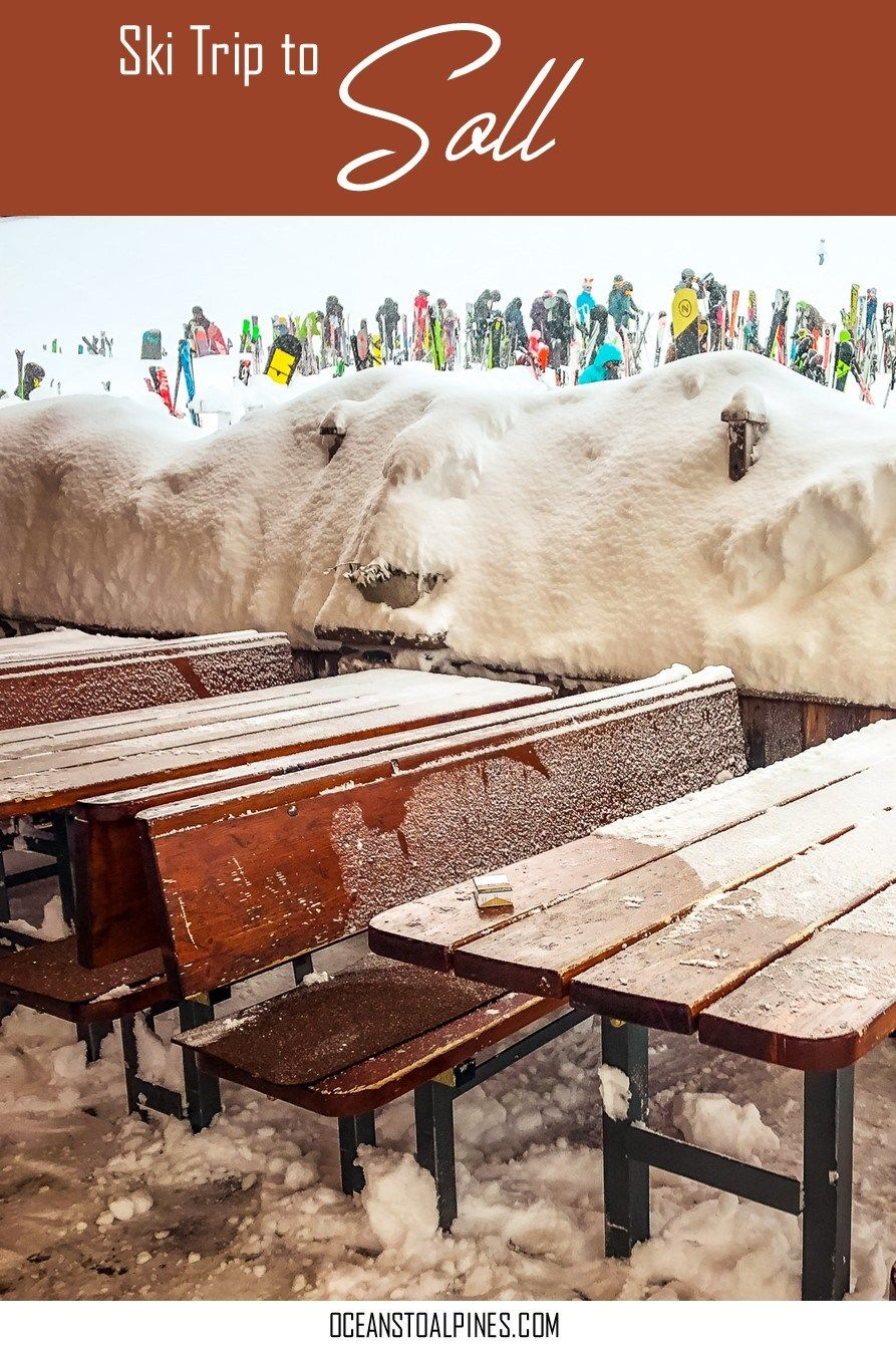 Soll Has Become A Popular Destination For Travelers To Austria A