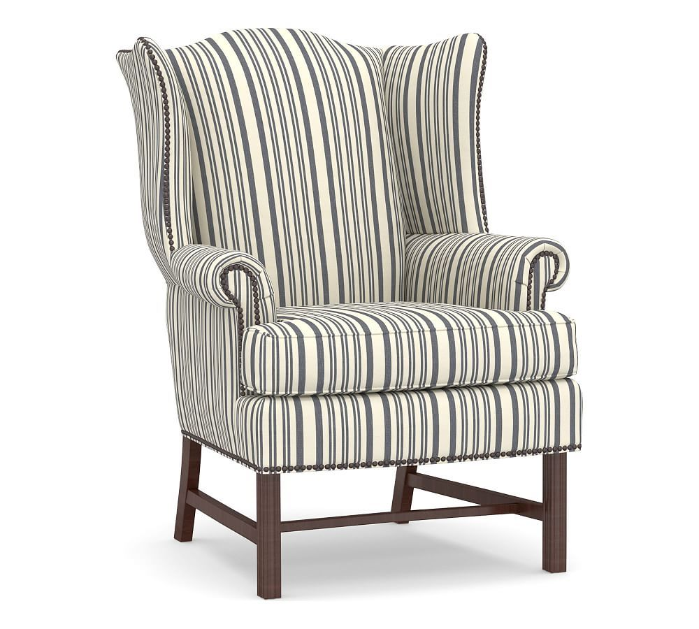 Thatcher Upholstered Armchair Upholstered Chairs