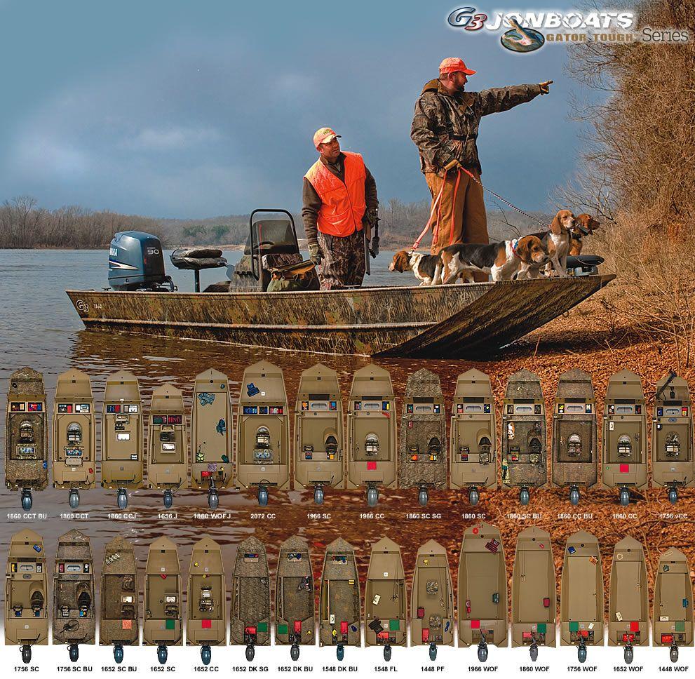 Pin on Jon boats