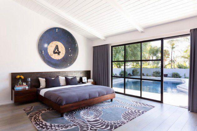 15 Chic Mid Century Modern Bedroom Designs Um Sie Zuruck In Die