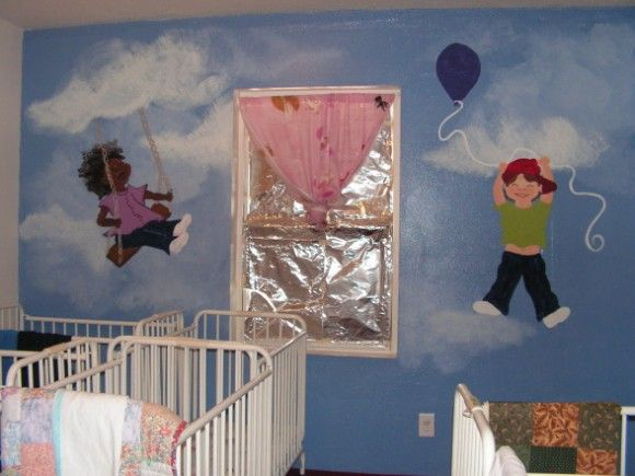 Infant Daycare Decorating Ideas | House Design | Decor | Interior ...