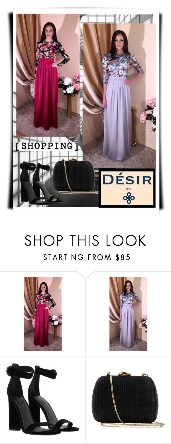 """""""DesirVale"""" by sabine-rose ❤ liked on Polyvore featuring Kendall + Kylie and Serpui"""
