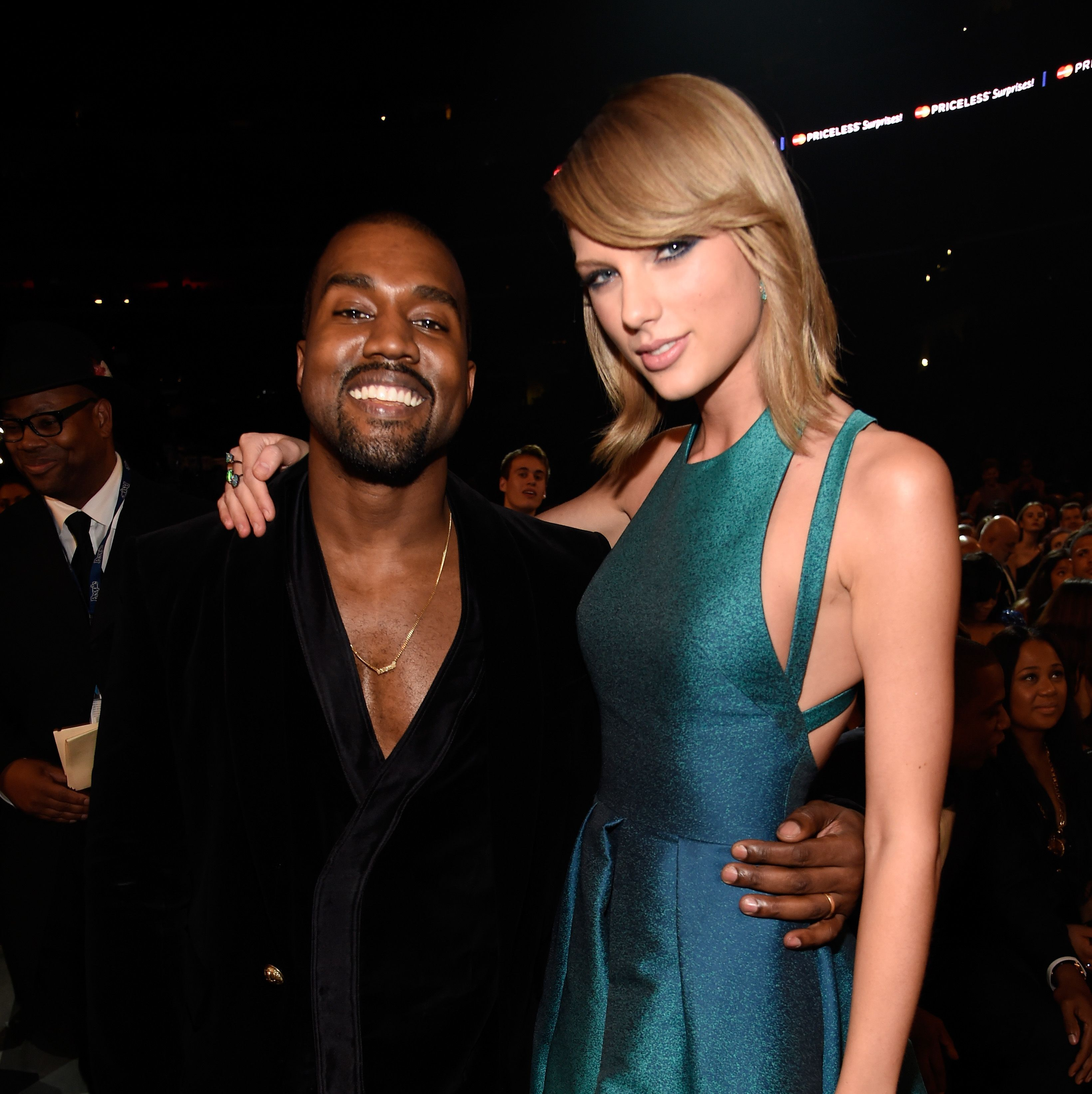 Taylor Swift Breaks Her Silence On The Full Kanye West Famous Phone Call Leak In 2020 Kanye West Kanye Celebrities