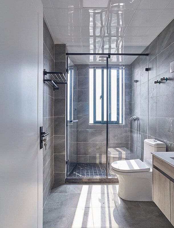 Bathroom Ceiling Material: Which Option Is the Best? in ...