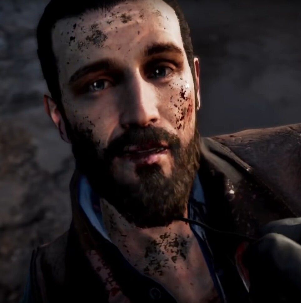 John Seed He Is Too Cute Far Cry 5 Crying Imagine Dragons