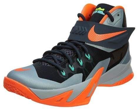 bd1fbe0d1a12 Nike Men s Zoom Soldier VIII Prm Basketball Shoe