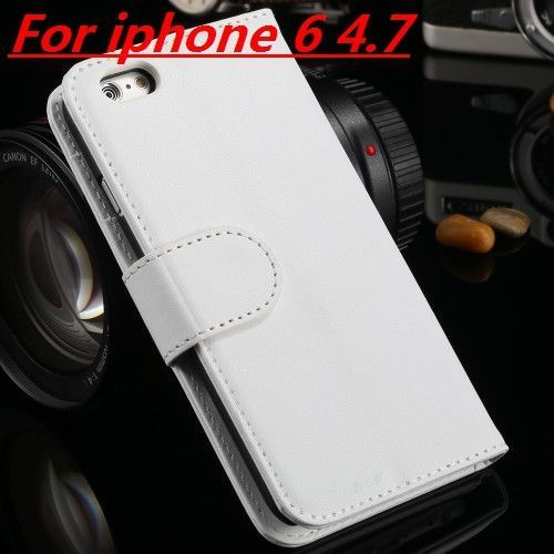 Fashion Flip PU Leather Case for iPhone 6