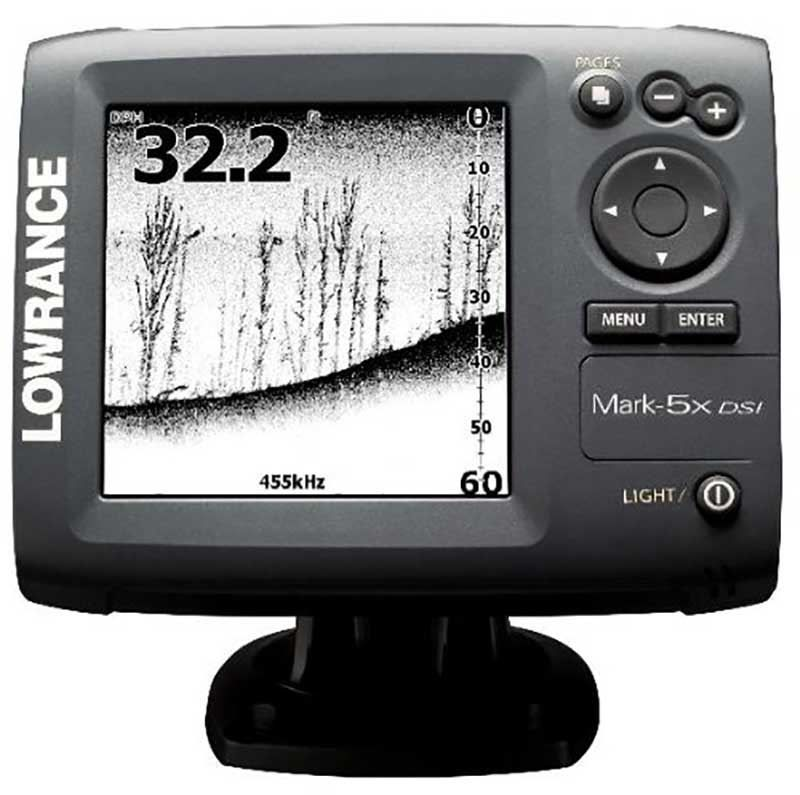 Lowrance® Mark 5x Pro Fishfinder Big R Transducer