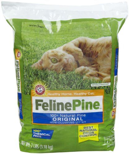 Feline Pine Original Cat Litter 7 Lb Details Can Be Found By Clicking On The Image This Is An Amazon Affiliate Link And I Receive A Commission For Cat Litter
