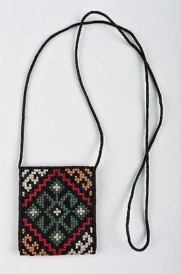 Handy Tasche handmade individuelle Handyhülle mit Kreuzstich Geschenk Ideen