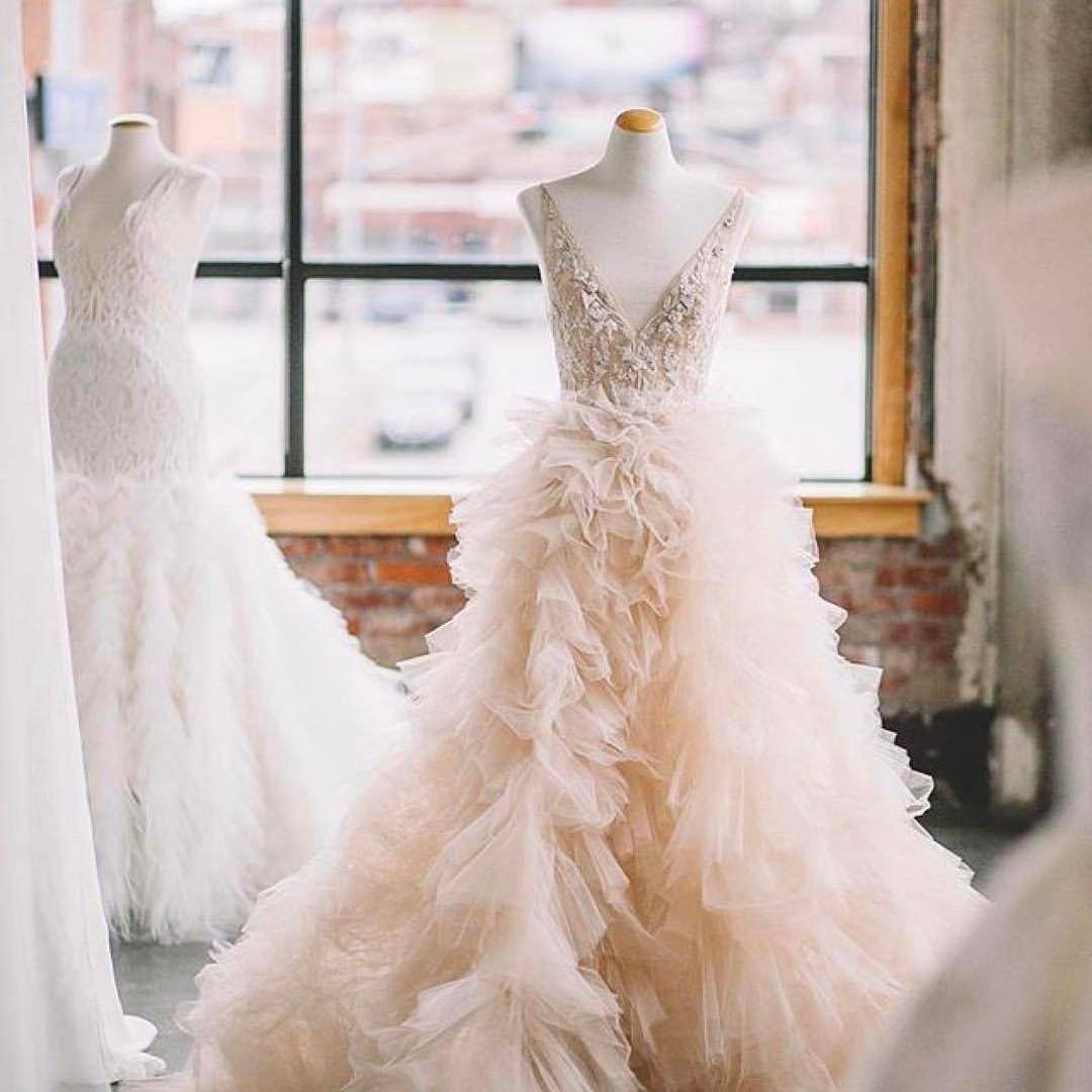 When you spot your dreamdress lazarobridal wedding gowndress