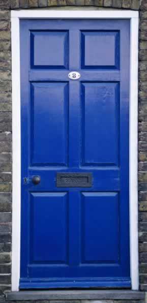 I\u0027ll have my cobalt blue door & One day... I\u0027ll have my cobalt blue door | For the Home | Pinterest ...