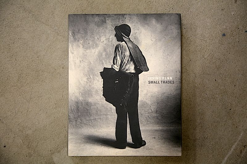 From the Library: 'Small Trades' by Irving Penn  http://thesocietyinc.com.au/general/from-the-library-small-trades/#.VcwdImChCFI