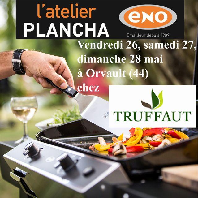 Atelier Plancha Eno Vendredi 26 Samedi 27 Et Dimanche 28 Mai Chez Truffaut A Orvault Nantes 44 Cuisine A La Plancha Cours De Cuisine Apprendre A Cuisiner