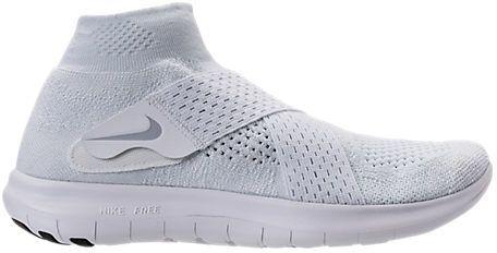 Nike Women's Free RN Motion Flyknit 2017 Running Shoes