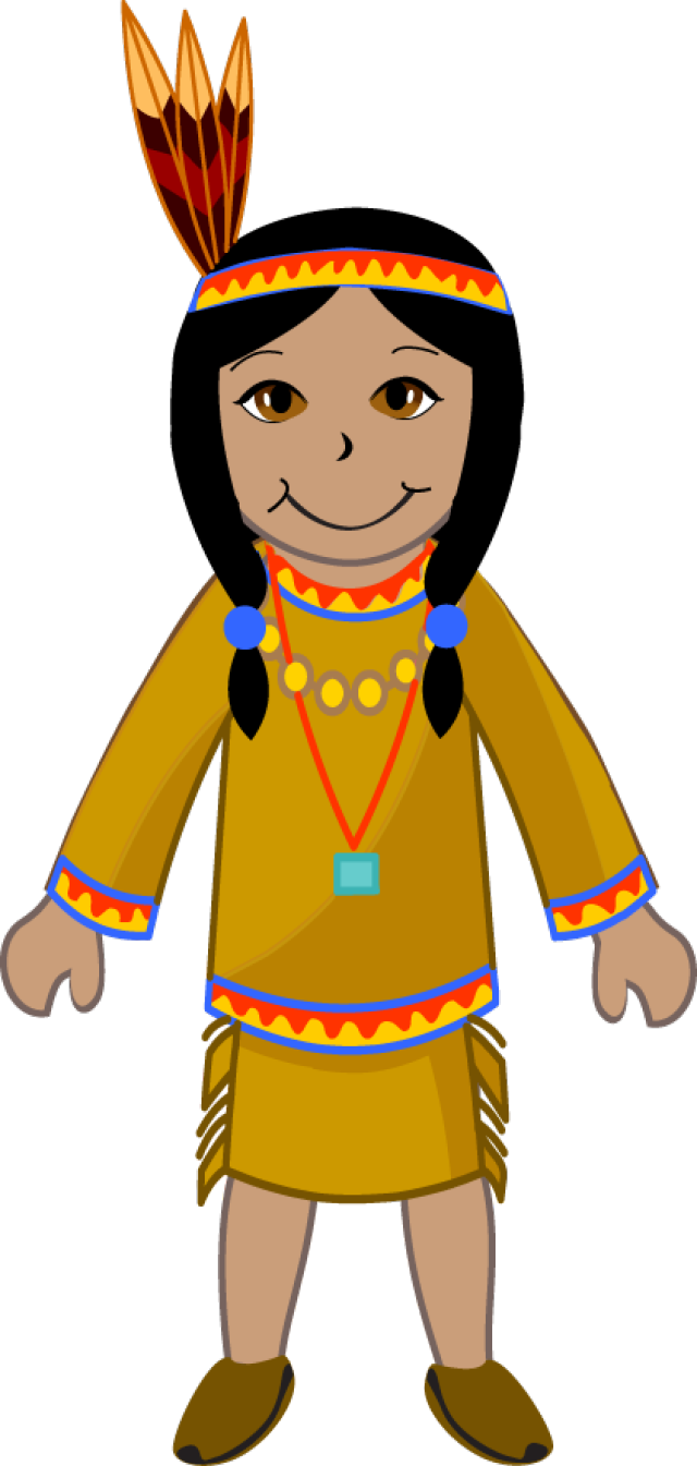 graphic design american indian girl and tutorials