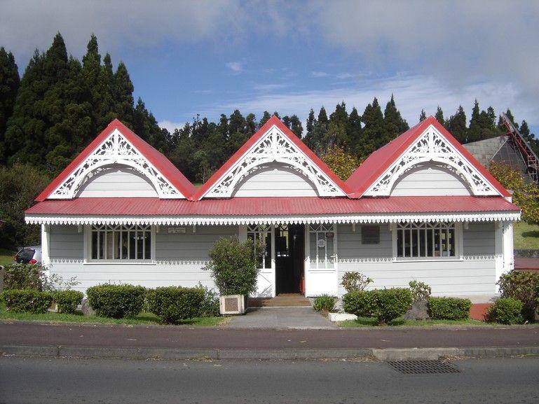 La boutique du volcan