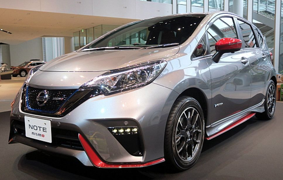 2019 Nissan Note Nismo Specs Body Kit Nissan Note Nissan Body Kit