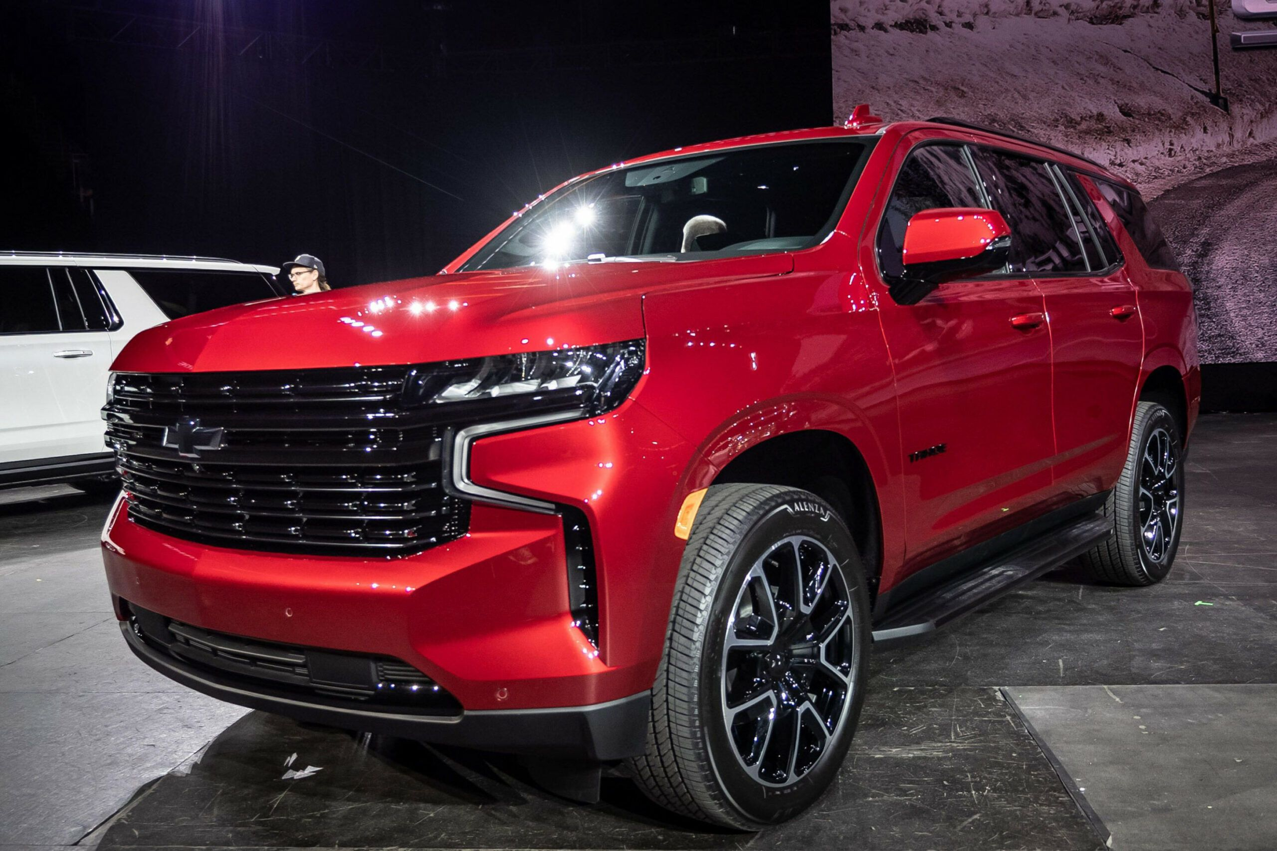 2020 Chevrolet Tahoe Redesign Rumors General Motors appear
