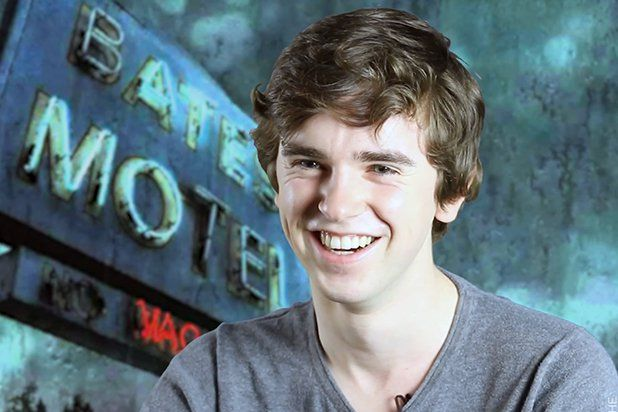 Freddie Highmore Bates Motel Drinking With The Stars Forever
