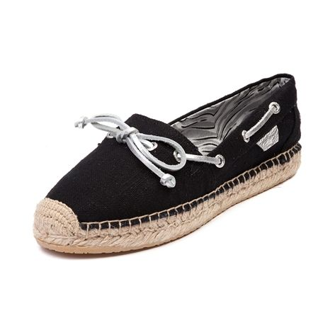 86a1911d87b9 Shop for Womens Sperry Top-Sider Katama Espadrille in Black at Journeys  Shoes. Shop today for the hottest brands in mens shoes and womens shoes at  ...