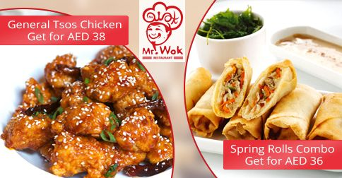 Mr Wok Chinese Restaurant Is Well Known For Offering Modern Chinese Cuisine To The Chinese Food Lovers Across The City Food Lover Cuisine Chinese Restaurant