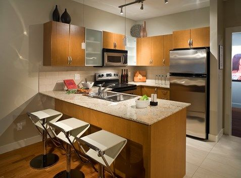 Exceptional 15 Small Kitchen Designs You Should Copy