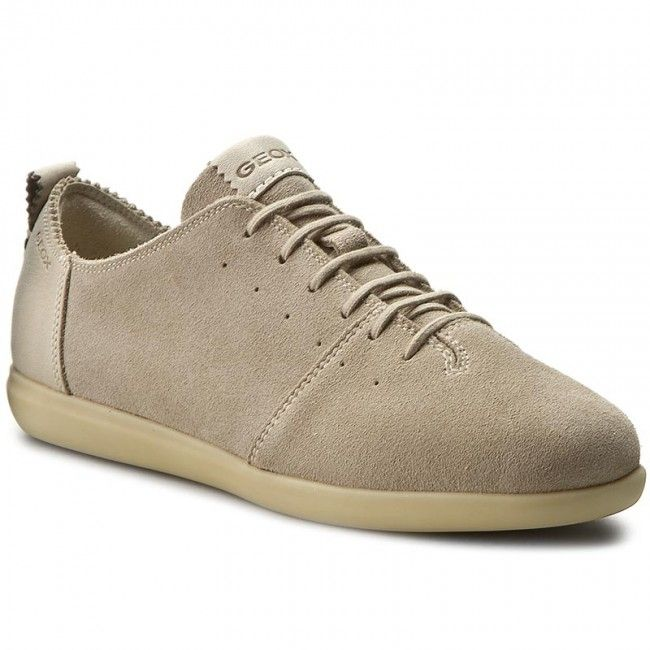 Polobotky GEOX - D New Do C D724NC 000SI C6738 Lt Taupe