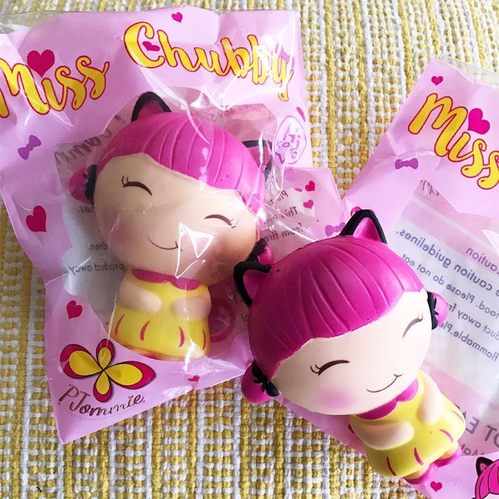 Rare Kawaii Squishy : miss-chubby-rare-squishy-cute-kawaii-girl-squishy ...