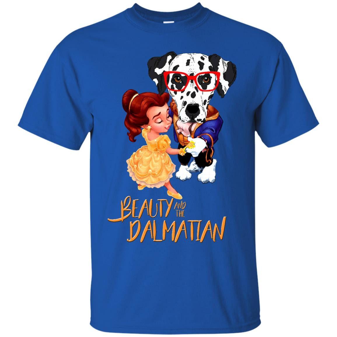 Beauty And The Beast Shirts Beauty And The Dalmatian T shirts Hoodies Sweatshirts