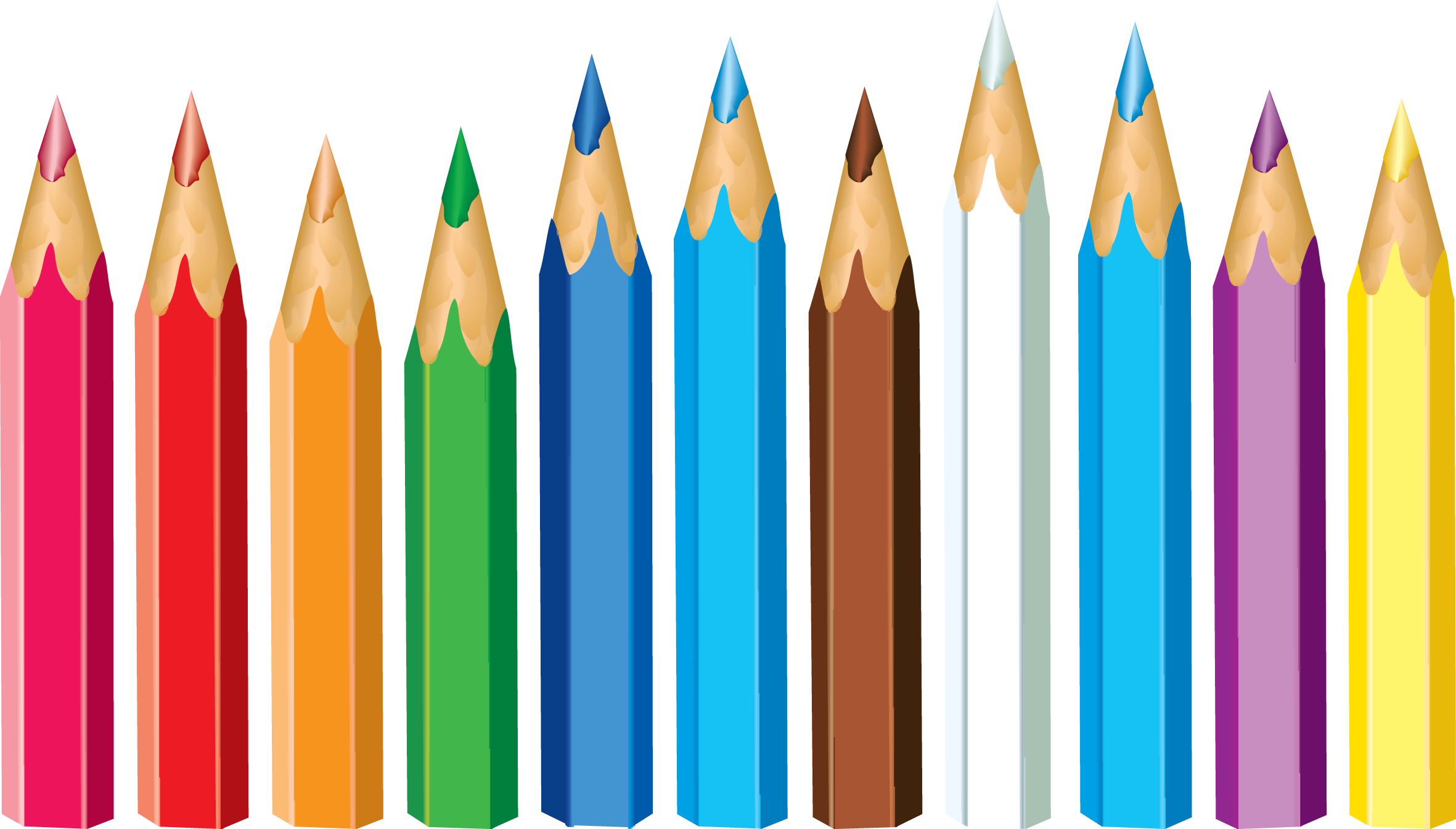 Pencil Png Images Colored Pencils Pencil Png Pencil