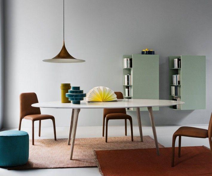 Novamobili Tisch Argos Tisch, Esstische und Esszimmer - esszimmer in der alten post weinheim